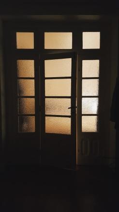 Tür zum Flur