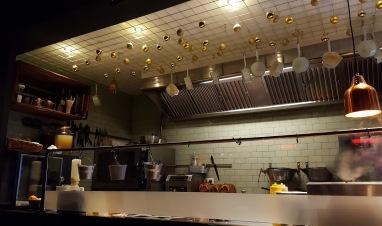 Einrichtung und Küche