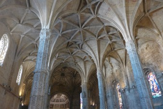 Inneres des Mosteiro