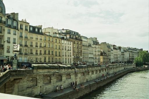 Pariser Architektur (analog)