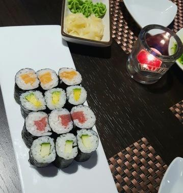 Sushi Mix Menü A