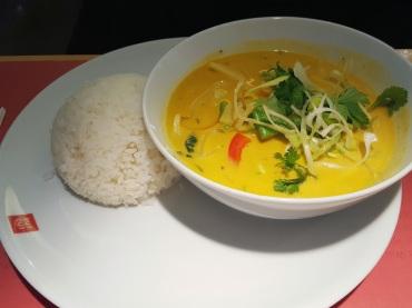 Kim - Gelbes Curry