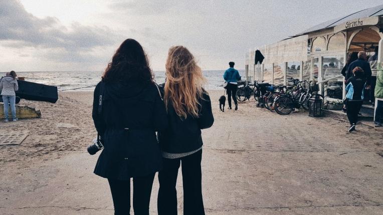 Eleni + Lina; © Tina