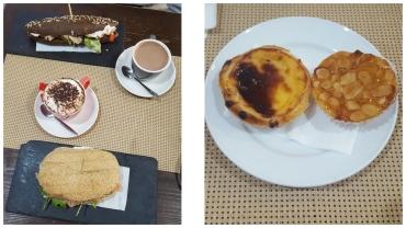 Frühstück und Nachtisch